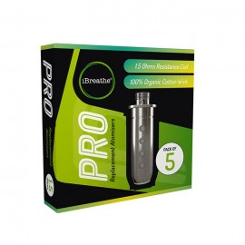 iBreathe Pro Advanced eCigarette Atomisers