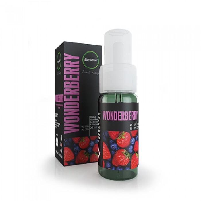 iBreathe Wonderberry - 30ML