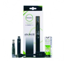 iBreathe Electronic Cigarette Starter Kit Black