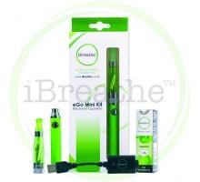 New iBreathe Electronic Cigarette Starter Kit Green