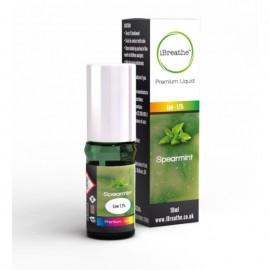 7x iBreathe Spearmint Flavour E-Liquid (zero nicotine)