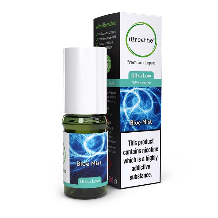 Blue Mist Flavour E-Liquid