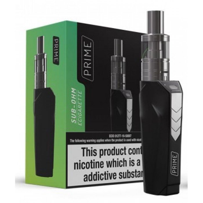 iBreathe Prime Sub-Ohm E-Cigarette