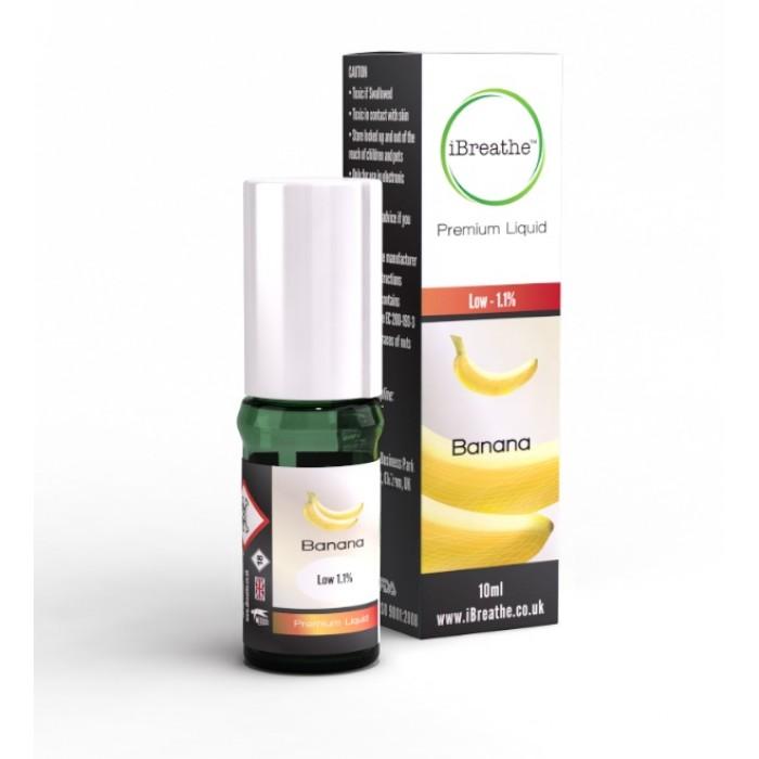 iBreathe Banana Flavour E-Liquid