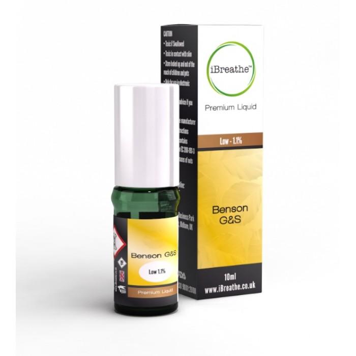 Bens G&S Flavour E-Liquid