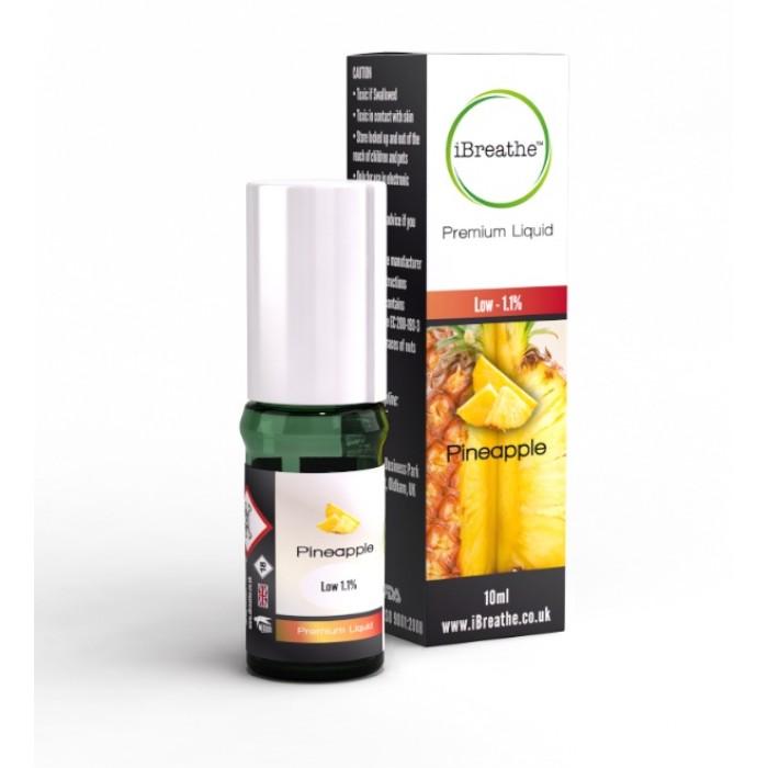 iBreathe Pineapple Flavour E-Liquid